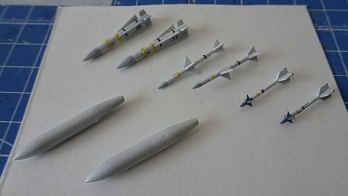 ミサイル写真