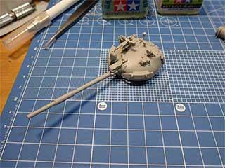 T-62砲塔