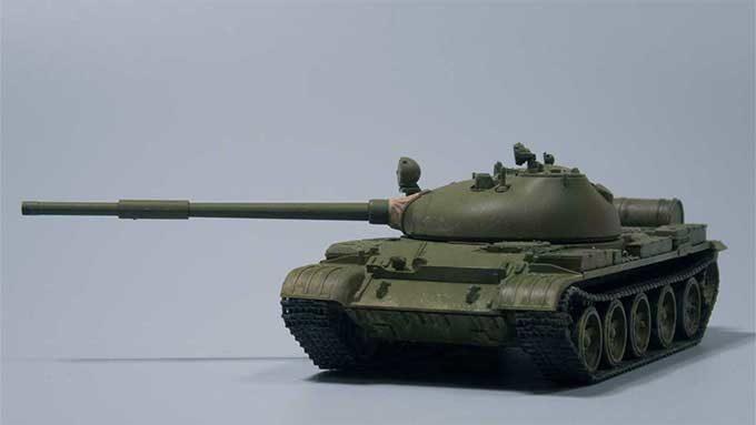 T-62完成